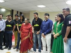 Shreyas Talpade at ASM, Pune