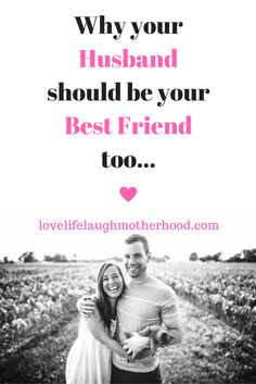 Love, Life, Laugh, Motherhood: Why your husband should be your best friend too Marriage Goals, Happy Marriage, Marriage Advice, Love And Marriage, Dating Advice, Marriage Relationship, Relationship Issues, Love Articles, Gentle Parenting