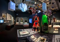 David Bowie is Inside the Exhibition - Victoria and Albert Museum