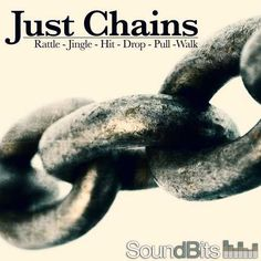 Just Chains WAV FANTASTiC   04 October 2016   1.29 GB As you've probably guessed from the title, this SFX library is all about metal chain sound effects