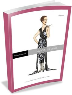 1920s style guide book is now a free blog series. Learn all about 1920's fashion for women and men. http://www.vintagedancer.com/1920s/1920s-fashion-for-your-body-type/