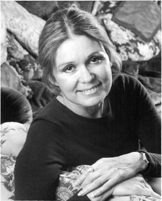 "Brilliant feminist Gloria Steinem.  My favorite quote: ""We are becoming the men we wanted to marry""."