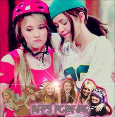 miley and emily 2011 | Miley cyrus and Emily osment Edit photo. by nahel94
