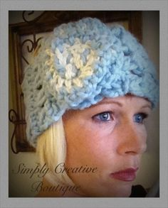 Knitted winter Head Band/ Ear Warmer by SCreativeBoutique on Etsy, $28.00