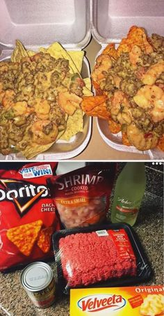 Serves 8 · Looking for quick and easy dinner recipes for the family? This simple recipe is the BEST meal for busy weeknights. Even your picky eaters will love it! It's made with just a handful of cheap and basic… Seafood Recipes, Mexican Food Recipes, Appetizer Recipes, Cooking Recipes, Chicken Recipes, Bbq Appetizers, Seafood Boil, Chicken Bacon, Easy Dinner Recipes