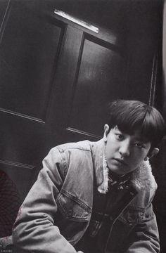 [OFFICIAL] #[171020] - #VOGUE KOREA website update with #Chanyeol