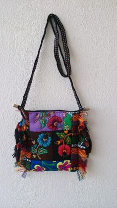 Etnik çanta Hippie Gypsy, Handmade Bags, Purses And Bags, Knit Crochet, Diy And Crafts, Shoulder Bag, Knitting, My Style, Accessories