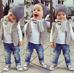Baby boy style... my son will wear this!!