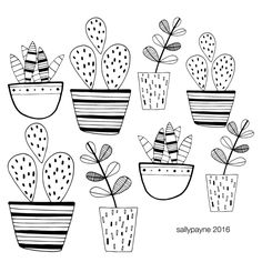 Illustration and surface pattern