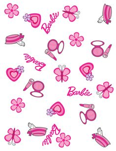 Barbie Painting, Barbie Drawing, Barbie Birthday Party, Barbie Party, Barbie Images, Barbie Theme, Pretty Wallpapers, Barbie House, Cellphone Wallpaper