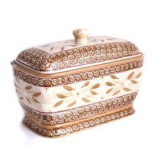 temp-tations® by Tara: temp-tations® Old World Covered Bread Box
