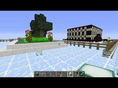 Ep 58 | Minecraft | Déco construction | Prairie dans la zone aérienne