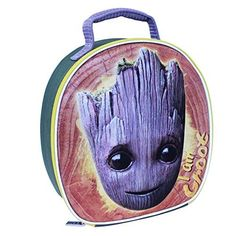 "Disney Marvel Guardians of the Galaxy Groot ""I am Groot"" Insulated Lunch Bag  #bag #cat #fashanista #children #fashion #backpackers #canvasbag #highschool #teenager #bags"