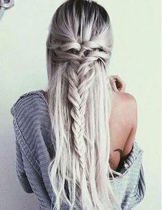 .Hairstyle: 9 Flechtfrisuren, die Lust auf Frühling machen > Kleine Zeitung