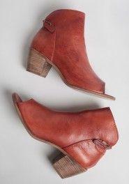 Folk Ankle Booties By Matisse
