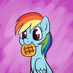 Which mlp character are u? I'm of corse the awesome rainbow dash but they say Applejack. I'm confused