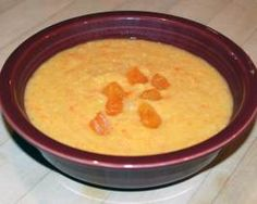 Armenian Apricot Soup