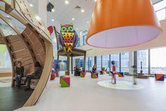Espacios Cool para Niños… Royal London Hospital