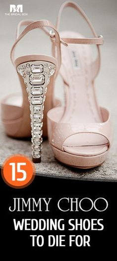 15 Jimmy Choo Wedding Shoes To Die For