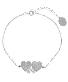 The sweetest thing Alex Monroe, Heart Bracelet, Liberty, Jewelry Bracelets, Luxury, Sweetest Thing, Fabric, Silver, Gifts