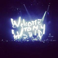 Depeche Mode in Lodz Poland