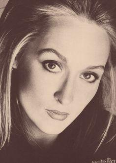 Meryl Streep | Vogue (1979)