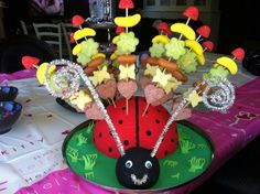 Kinder traktatie Birthday Parties, Birthday Cake, Party Cakes, Holidays And Events, Bon Appetit, Kids Meals, Children Food, Tasty, Treats