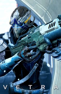 All of the games are my playground — Vetra