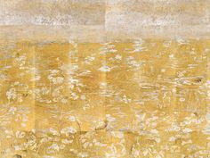 Nancy Lorenz - gold leaf art