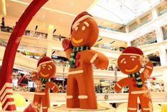 shopping mall christmas decoration - Buscar con Google