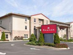 Our Hotel - Ramada Sellersburg/Louisville North, Sellersburg Pet Friendly Hotels, Red Roof, Under Construction, Hotel Deals, Villa, Outdoor Decor, Fork, Villas