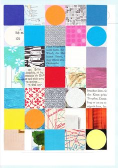 Collage / Muster