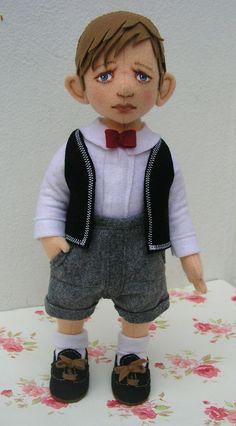 griesgram   woolfelt doll   helen priem   Flickr