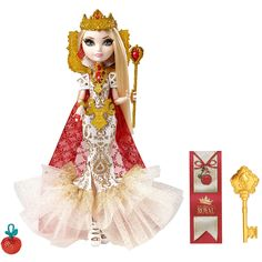 **New** Ever After High~Apple White