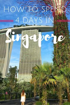 How to Spend 4 Days in Singapore - Travel Matters - - How to Spend 4 Days in Singapore – Travel Matters Asia Travel Adventures How to spend 4 days in Singapore Singapore Destinations, Singapore Travel Tips, Stay In Singapore, Holiday In Singapore, Singapore Itinerary, Singapore Sling, Singapore Malaysia, Holiday Destinations, Singapore Trip