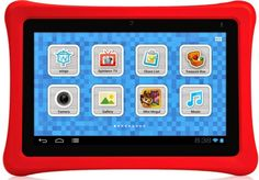 Holiday Tech Gifts - The coolest games and tech toys for little kids Best Tablet For Kids, Kids Tablet, Tablet Computer, Holiday Gift Guide, Holiday Gifts, Nabi Tablet, Tablet Reviews, Box Camera, Travel Toys