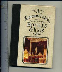 Jack Daniels Distillery Pictorial History Tennessee Legend Old Bottles Jugs | eBay
