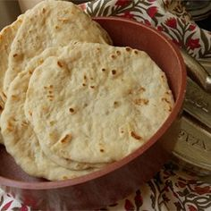 Homemade Flour Tortillas - Allrecipes.com