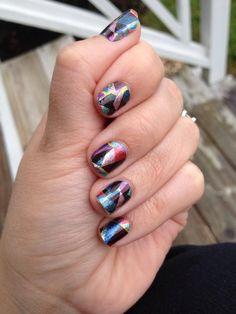 Jamberry Nails - Crash Art