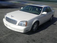 2003 Cadillac DeVille, Pearl White, 16261210  http://www.phillipschevy.com/2003-Cadillac-DeVille-DTS-Chicago-IL/vd/16261210