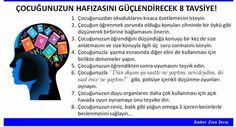 Çocuk gelişimi Kids And Parenting, Preschool, Childhood, Education, Learning, Children, Anne, Psych, Chef Recipes