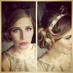 Carlsbad Wedding - Hair & Makeup by Dee & Laura