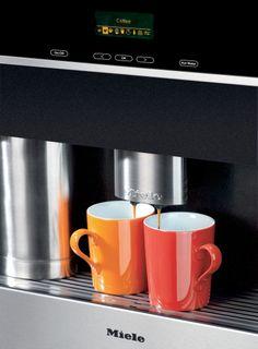 #Miele coffee maker
