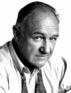 """Gene"" Hackman (born January 30, 1930), American actor. Hardworking and dependable actor we miss on the screen, he has retired from acting and now writes best selling novels,."