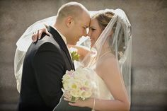 Charming Windsor Wedding Pictures by Signature Design and Photography | Sash and Satin