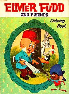 Cartoon Coloring Book I Still Remenber