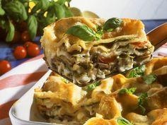 Champignon-Lasagne ist ein Rezept mit frischen Zutaten aus der Kategorie Nudeln. Probieren Sie dieses und weitere Rezepte von EAT SMARTER!