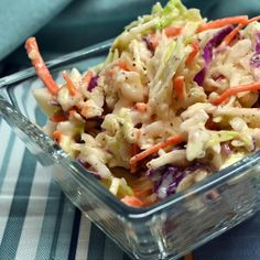 """Creamy Spiced Coleslaw I """"Try this coleslaw! Five stars for being fast, easy and delicious. It has a hearty taste that isn't too sweet."""""""