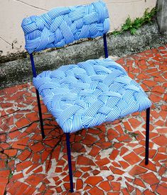 cloud chair by humberto da mata at sao paulo design weekend
