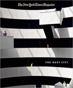 The Frosilos Building on New York Times Magazine via Trendland.com | #architecture